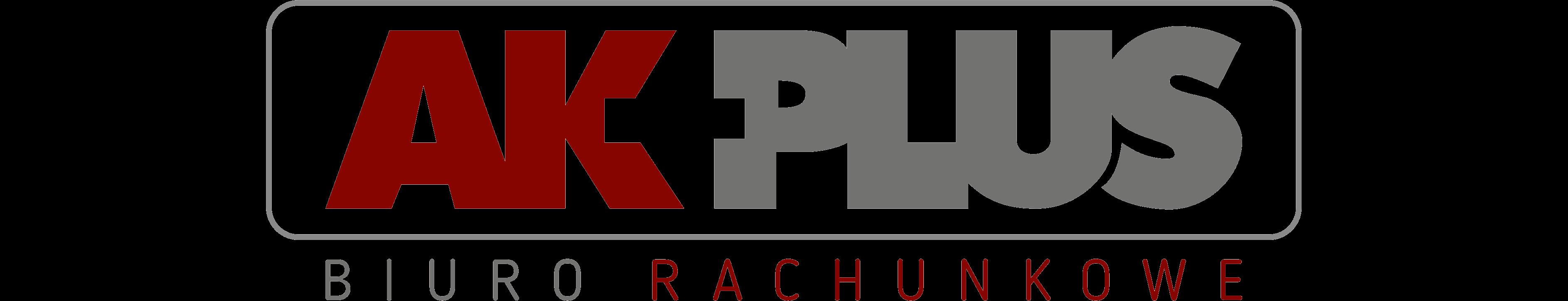 Biuro rachunkowe AK-PLUS logotyp